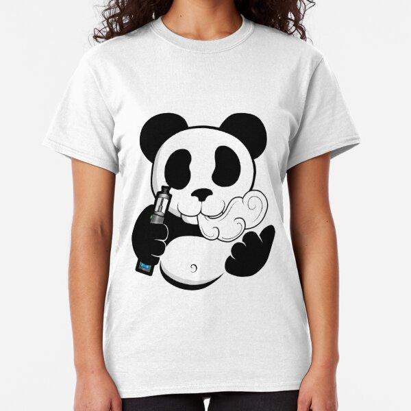 Vape Panda  Classic T-Shirt