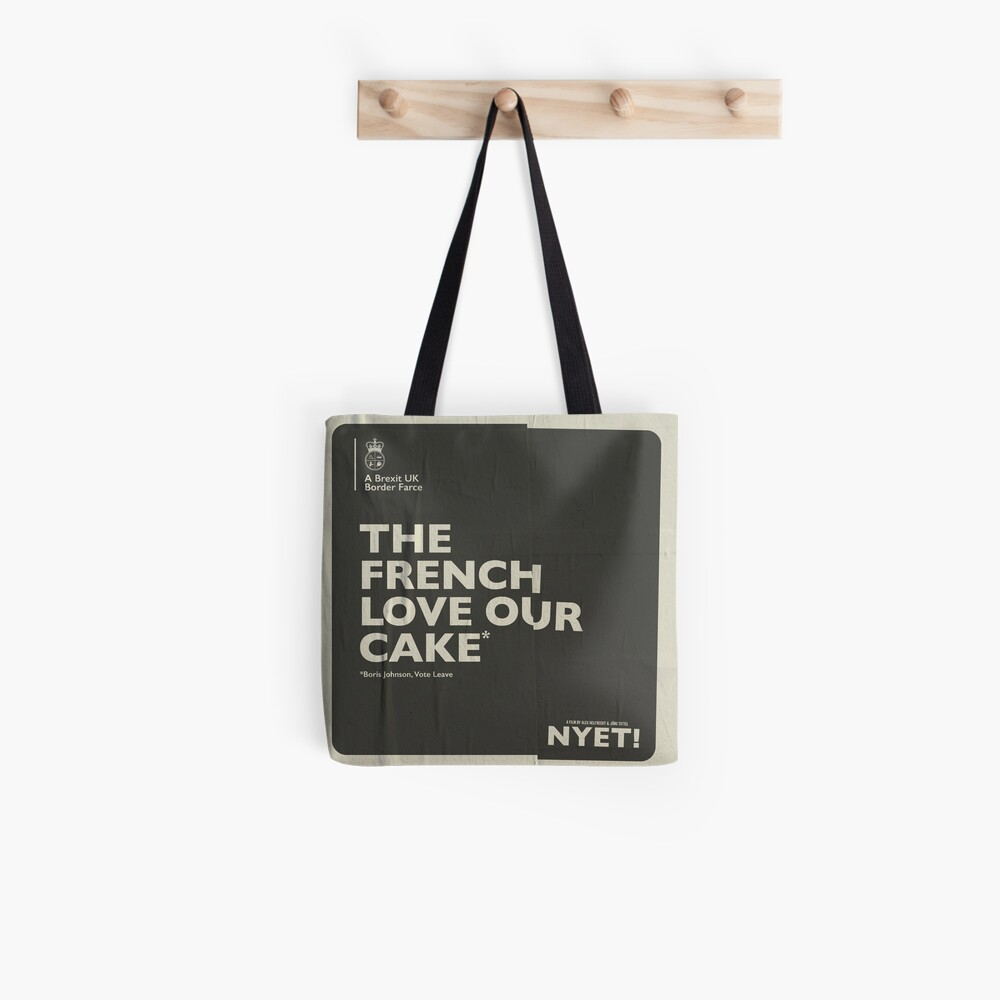 The French Tote  Tote Bag