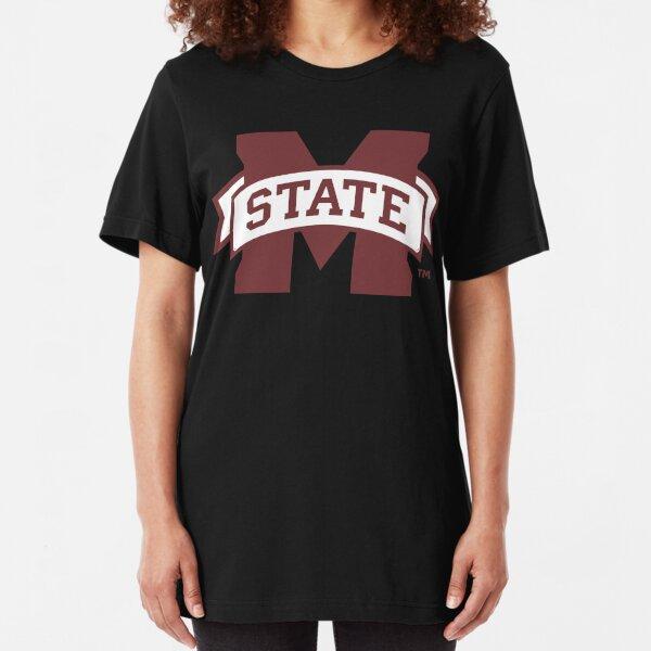 mississippi state bulldogs Slim Fit T-Shirt