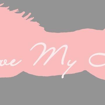 I love My Horse by PaintingPony