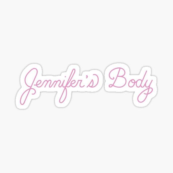 jennifer's body Sticker