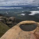 Alpine Rock Pool by Peter Hammer