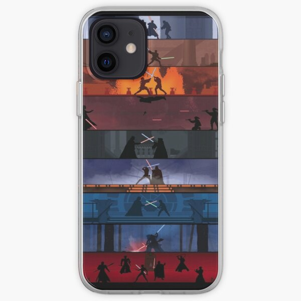 SW 1-8 iPhone Soft Case