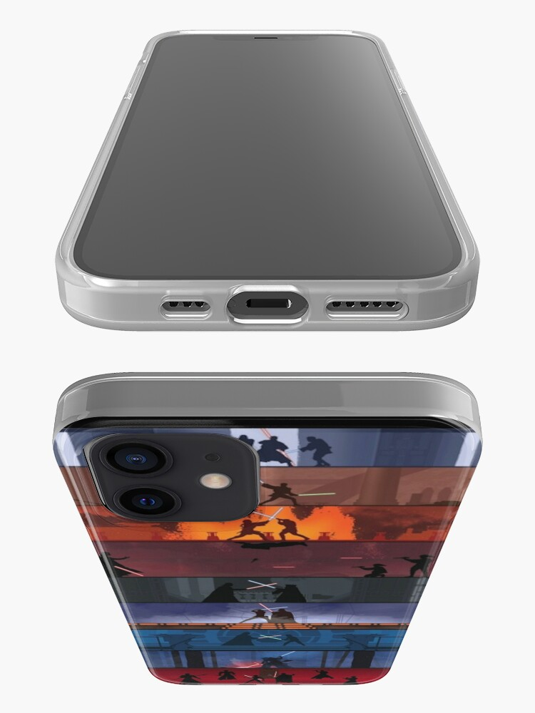 Alternate view of SW 1-8 iPhone Case & Cover