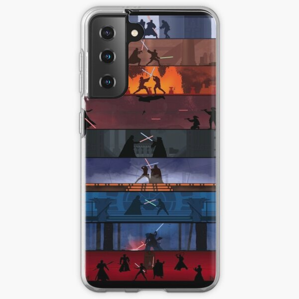 SW 1-8 Samsung Galaxy Soft Case