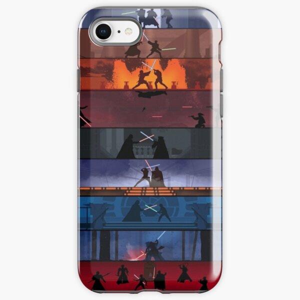 SW 1-8 iPhone Tough Case