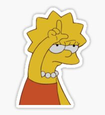 Lisa Sticker