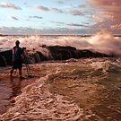 The Rock Photographer by David Haworth