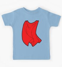 Superhero Cape Kids Tee