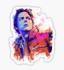 Marty Sticker