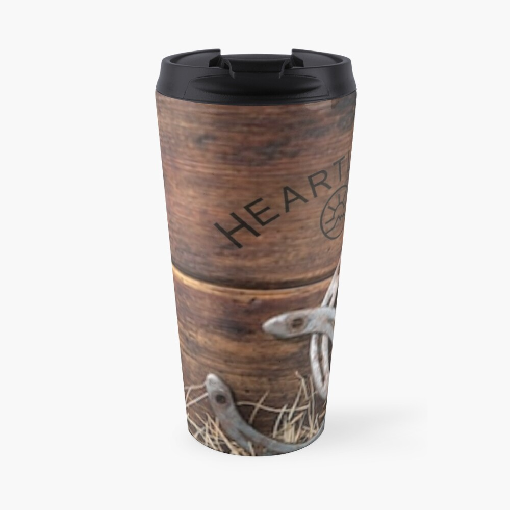 Rustic HL Travel Mug