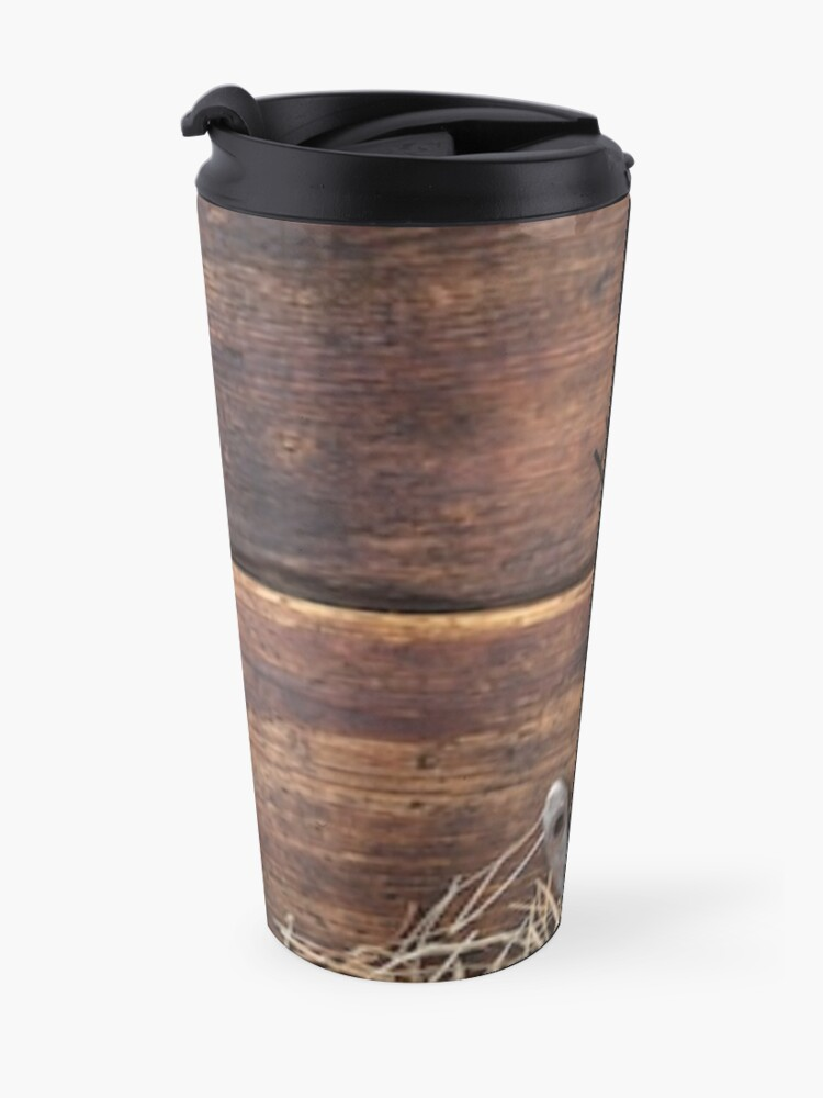 Alternate view of Rustic HL Travel Mug