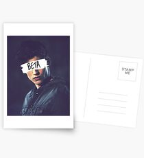 Isaac Lahey   Beta Postcards
