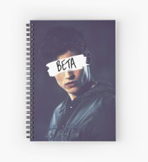 Isaac Lahey | Beta Spiral Notebook
