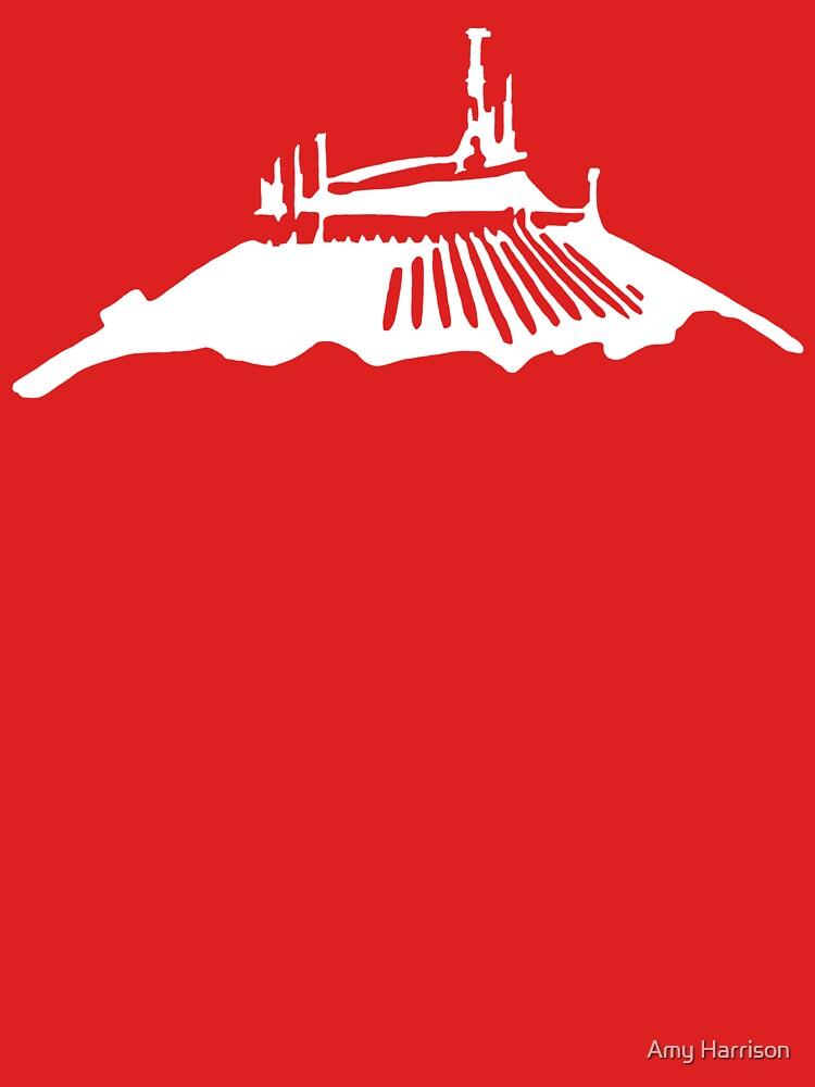 Space Mountain Icon | Unisex T-Shirt