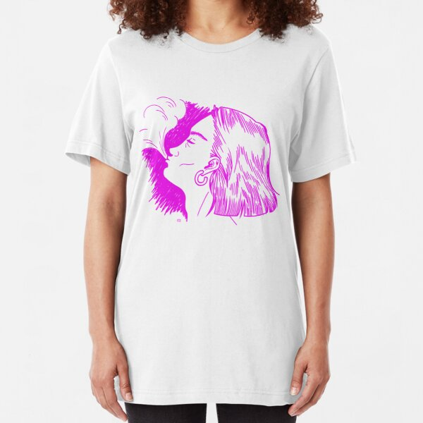 Pink Lady Slim Fit T-Shirt