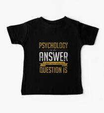 Psychologie  Baby T-Shirt