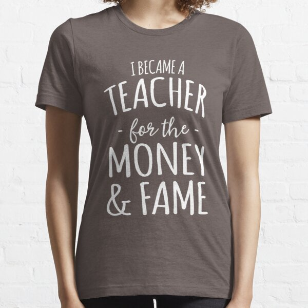 Sarcastic history teacher Essential T-Shirt