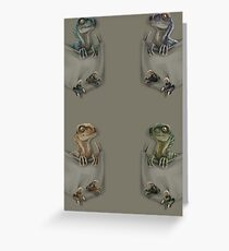 Pocket Protector - Pack Greeting Card
