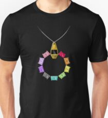 Tag and Crest Unisex T-Shirt