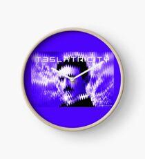 Teslatricity Clock