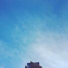 Sacramento Skyline by omhafez