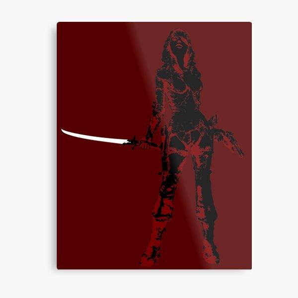 Rubi Malone Metal Print
