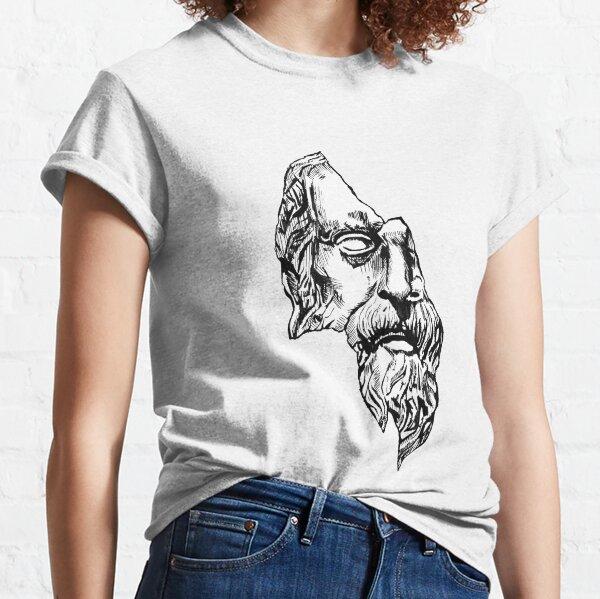 Diogenes Illustration Classic T-Shirt