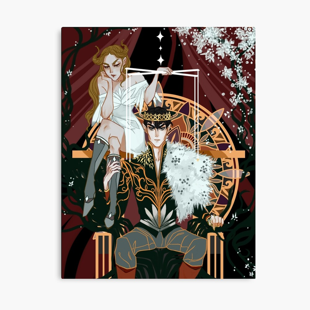 Royal Puppeteer Canvas Print