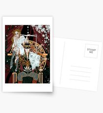 Royal Puppeteer Postcards