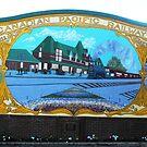 Moosejaw Mural by Matthew Walmsley-Sims
