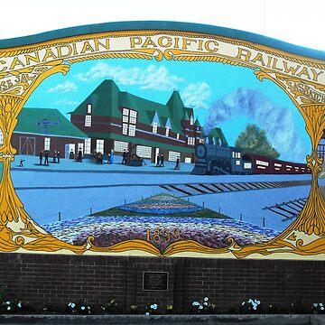 Moosejaw Mural by MaKay