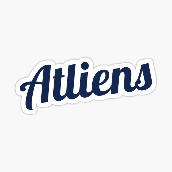 Atliens Sticker
