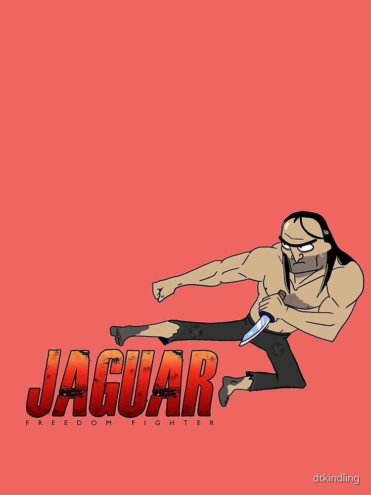 Jaguar - Freedom Fighter by dtkindling