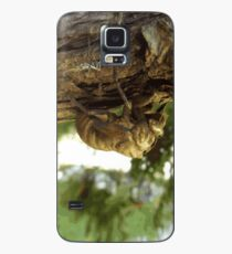 Cicada shell. It was in a hurry. Case/Skin for Samsung Galaxy