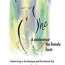 She - a celebration of the female form by Sarah Moore