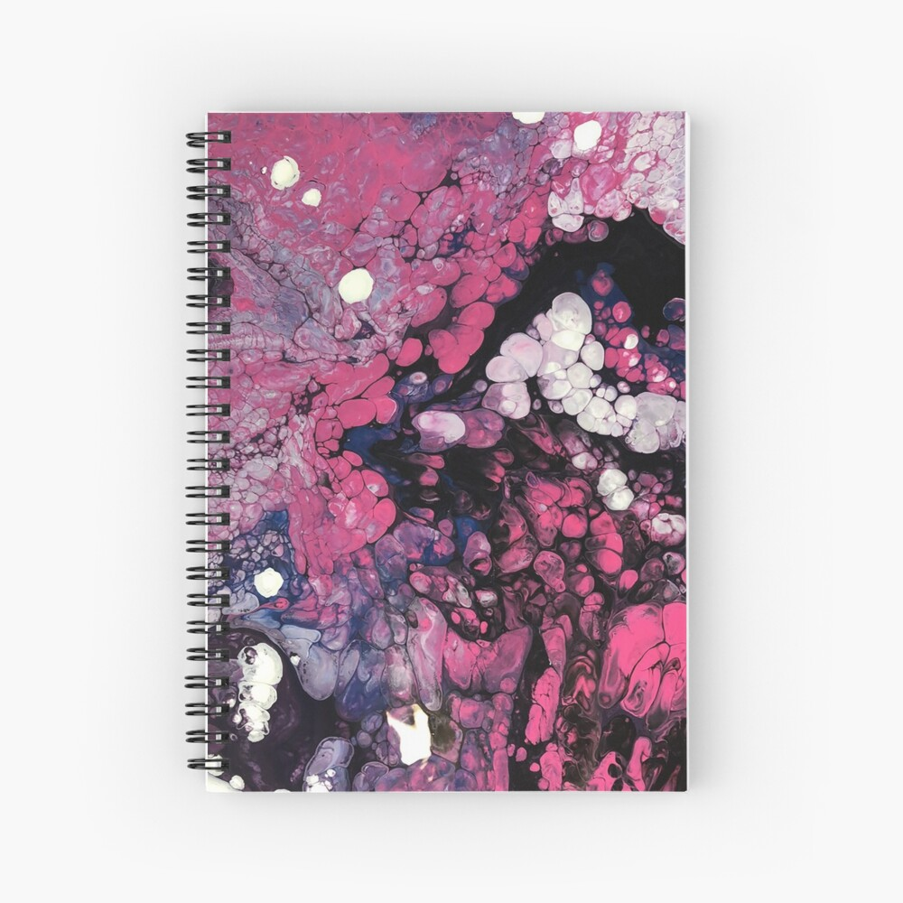 Uniformed Chaos Spiral Notebook