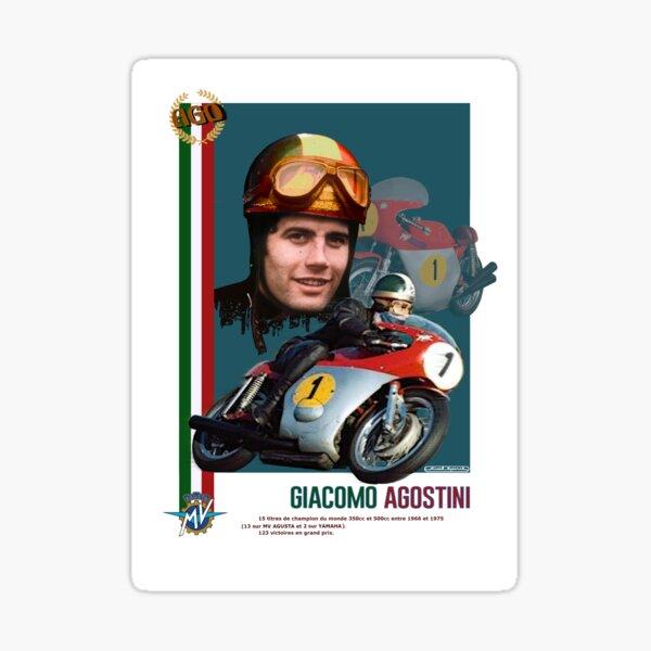 MV AGUSTA AGOSTINI Sticker