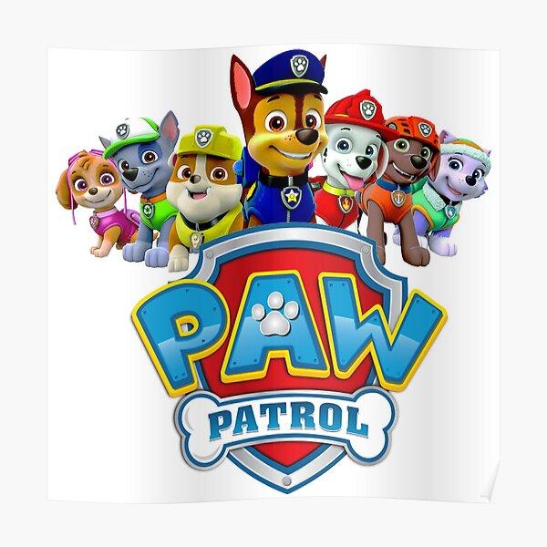 Paw Patrol Pfote