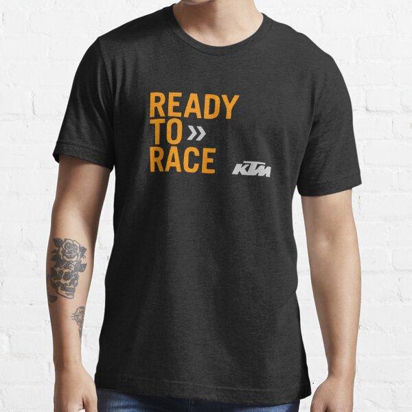 Prêt pour la course KTM Racing T-shirt essentiel
