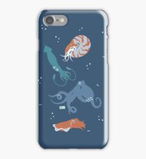 Cephalopods! iPhone Case/Skin