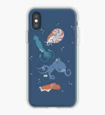 Cephalopods! iPhone Case