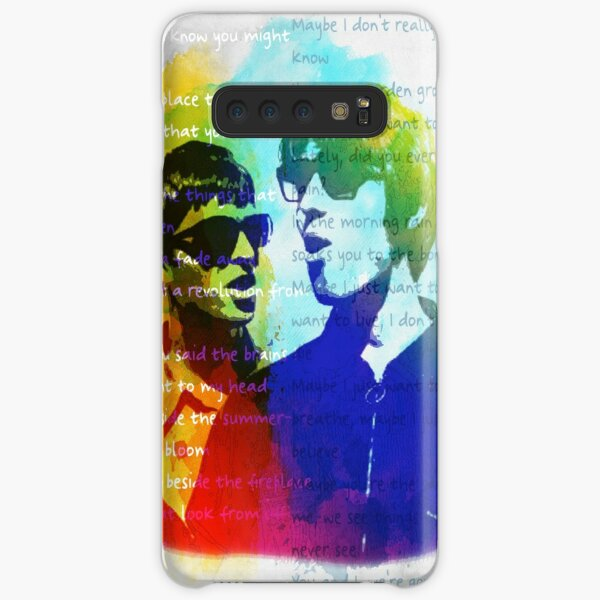 Noel and Liam Gallagher (Oasis) Samsung Galaxy Snap Case