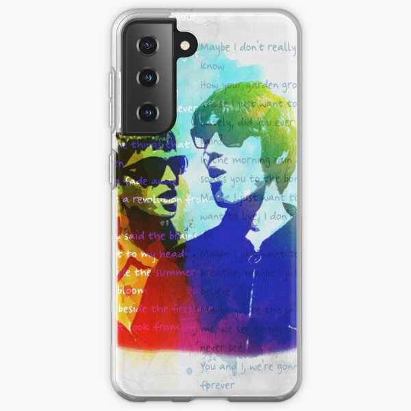Noel and Liam Gallagher (Oasis) Samsung Galaxy Soft Case