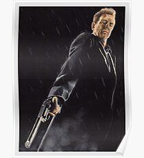 John Hartigan - Sin City Poster