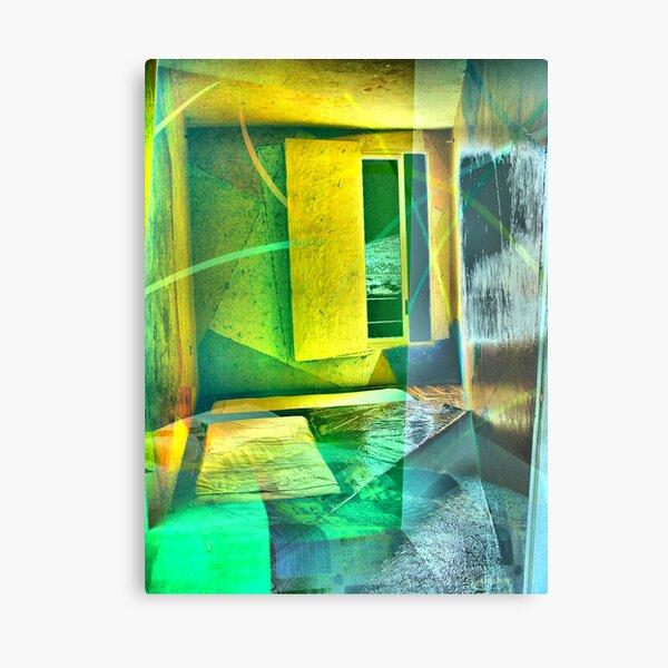 la stanza della pittura Canvas Print