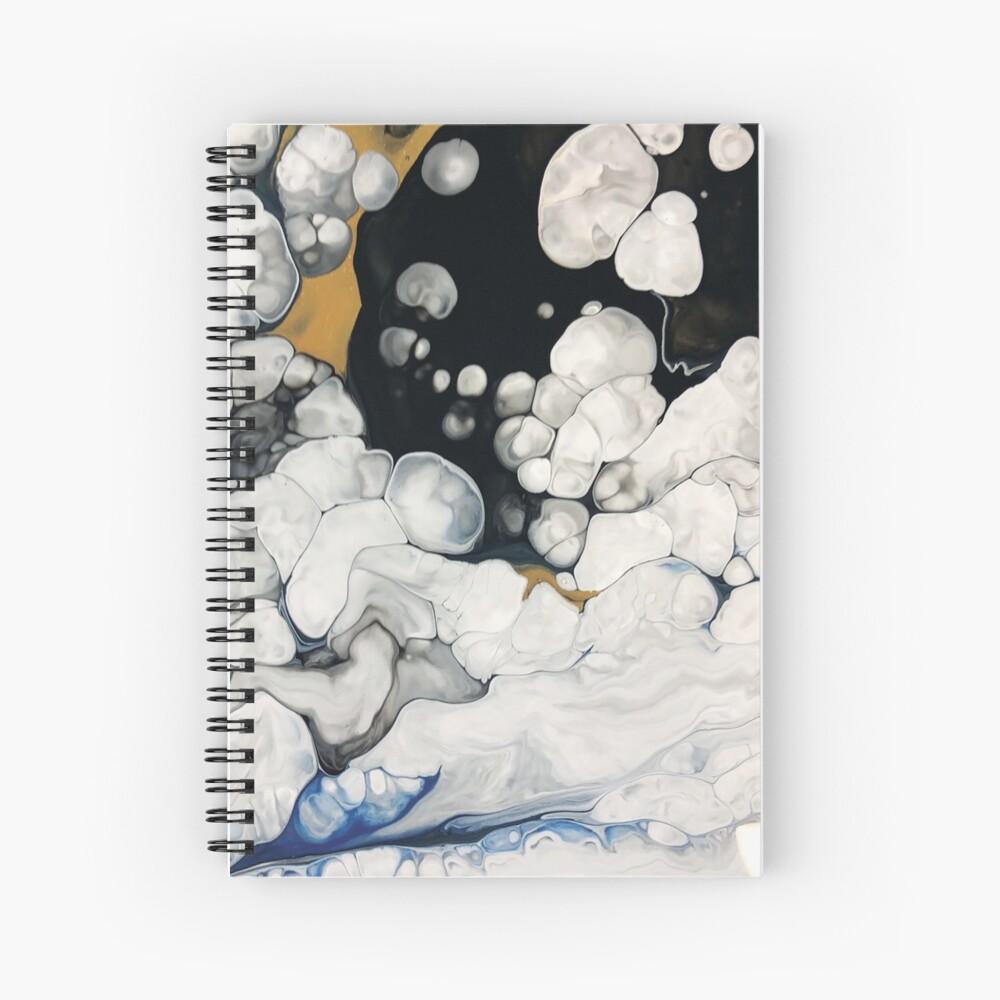 Fluidity Spiral Notebook