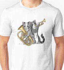 Brass Cats T-Shirt