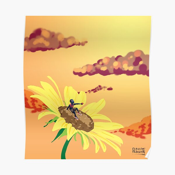 You're a Sunflower Poster