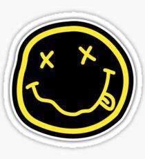Nirvana Sticker